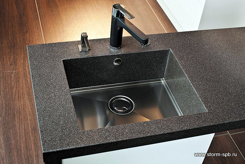 Столешницы из искусственного камня для кухни в спб стол из камня на кухню Нелидово
